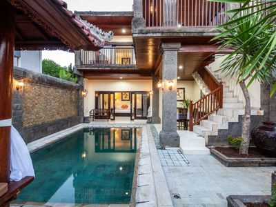 Photo for 2 Bedroom Private Pool Villa near Sanur and Denpasar City