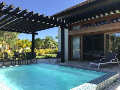 LUXURY BUNGALOW WITH PRIVATE POOL/SPA CAP CANA - PUNTA CANA