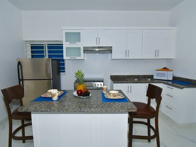 Photo for Exotic Beach Apartment #1 with Full Kitchen - Rosil Place