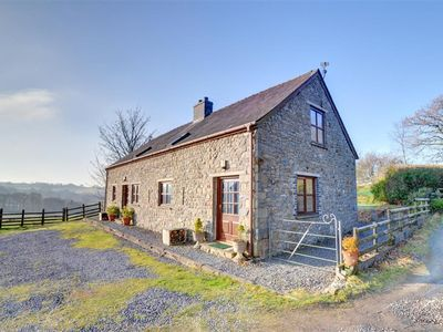 Photo for Attractive high quality farm accommodation in peaceful surroundings about 5 miles from Llandovery an