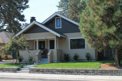 Astonishing Great Downtown Location And House Old Bend Home Remodeling Inspirations Gresiscottssportslandcom