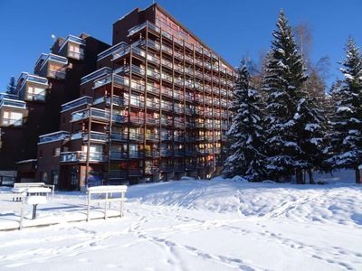 Photo for Surface area : about 25 m². 11st floor. Orientation : South, West. View ski slopes