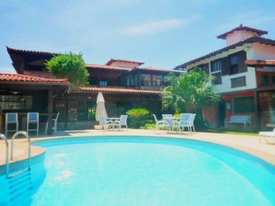Photo for HOUSE WITH PRIVATE EXIT TO THE BEACH Ferradurinha