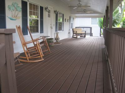Photo for 2BR Cottage Vacation Rental in Jensen Beach, Florida