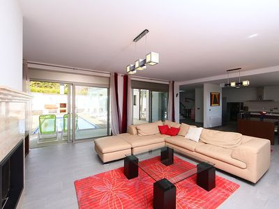 Photo for Apartment 1.4 km from the center of Lloret de Mar with Parking, Internet, Washing machine, Pool (309308)