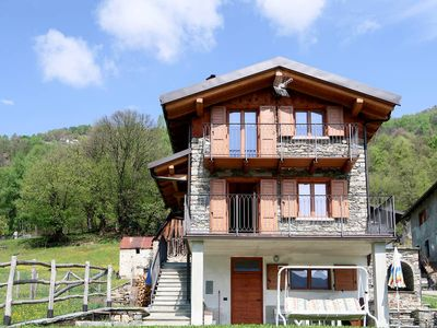 Photo for Vacation home Chalet Linda  in Garzeno (CO), Lake Como - 6 persons, 2 bedrooms
