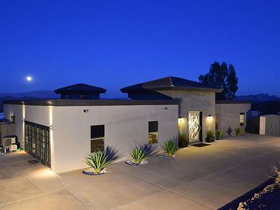 Photo for Spectacular views of Four Peaks & privacy