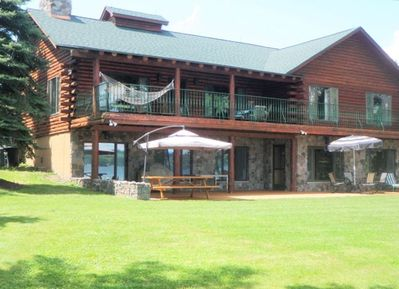 Lake Front view, Quiet, peaceful, beautiful Skaneateles home on three floors