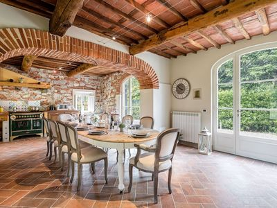 Photo for A Romantic Farmhouse with Pool in 10 mins walk away from the Walls of Lucca