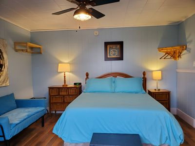 Photo for Oceanside Suite B Located on Beautiful White Sand Beach at North Lake Harbor PEI