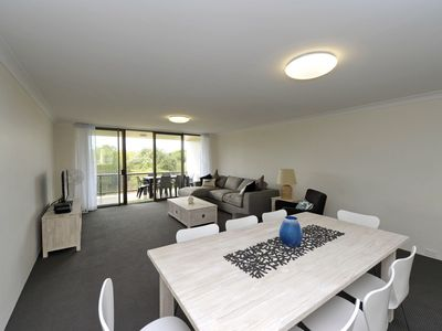 Photo for Refurbished Unit Across From The Fingal Bay Beach & Surf Club!
