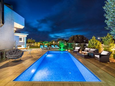 Photo for Aphrodite luxury villa with private pool