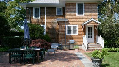 Photo for New Listing: Classic Clapboard Charmer 1 Block from Main Street, Family Gathering Inside & Out