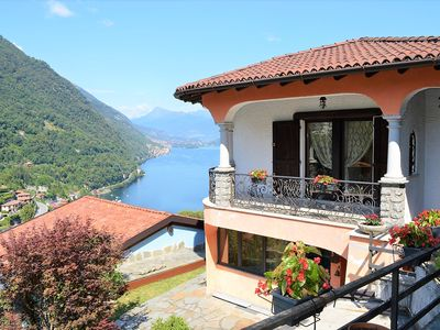 Photo for Lovely Property with amazing view on the lake