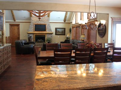 Photo for Bear Lake Home for rent with Beautiful view on golf course