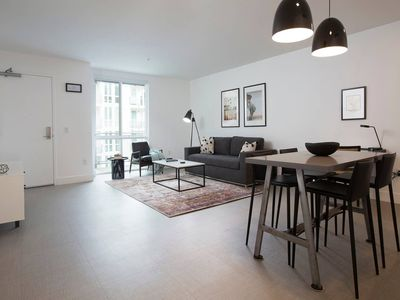Photo for Downtown Modern Condo with Balcony