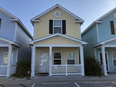 Photo for MRV28,  2-Bedroom Cottage, 1 Block To Beach! Pool Front, Free WIFI