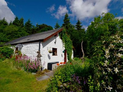 Photo for A charismatic converted washhouse set on the slopes of the mountain Cadair Idris near the town of Do