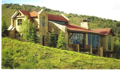 Photo for Luxury Ski In/Out 8 bedroom Tuscan Villa in Exclusive Community