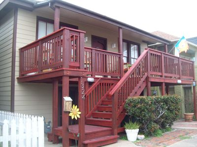Close to Pleasure Pier, Historical Strand,1 Blk From Seawall Beaches.