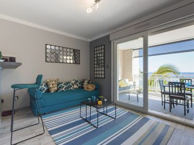Photo for The Petrel Blanc - apartment directly on beach and lagoon