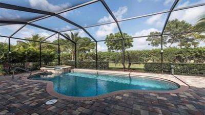 Photo for Gorgeous Home Available in Spectacular Treviso Bay!