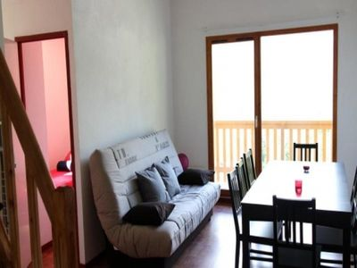Photo for Apartment Valfréjus, 2 bedrooms, 8 persons
