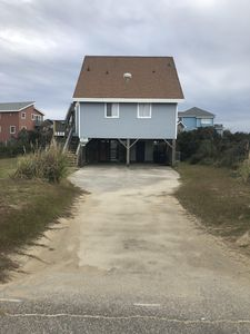 Photo for NEW LISTING- One block to beach with Private Pool-SunSeeker Beach House-