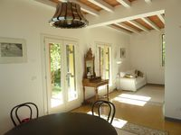 Characterful and well-located property very close to Bologna and within reach of many destinations.