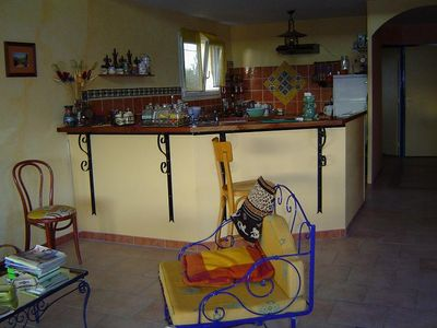 Photo for Quiet in a village, close to all leisure activities, Festival