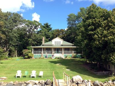 Photo for 5BR House Vacation Rental in Green Lake, Wisconsin