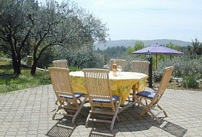 Photo for Old Mas In Olive Grove With Large Swimming Pool And Panoramic Views