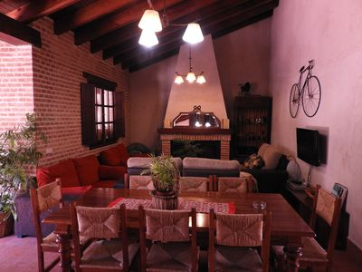 Photo for Self catering Vallehermoso for 12 people