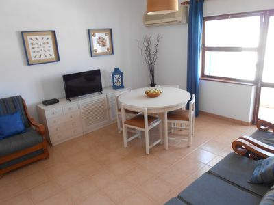 Photo for T1 + 1 to 100 meters from the beach of Armacao de Pera / Algarve with sea views