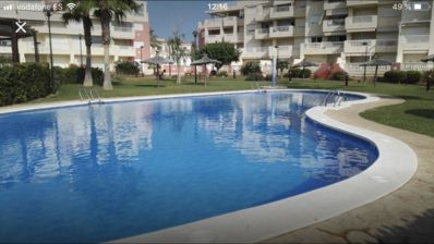 Photo for Penthouse apartment in Denia 1 minute from the beach