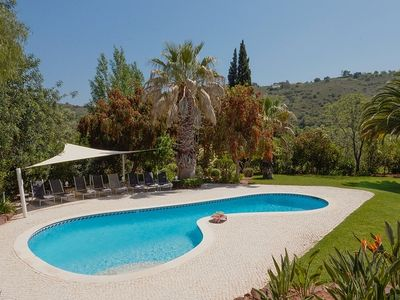 Photo for Vale Fuzeiros Villa, Sleeps 12 with Pool, Air Con and WiFi