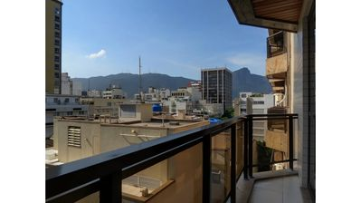 Photo for BEACH STYLE FLAT 2-SUITES IPANEMA Y1-0027