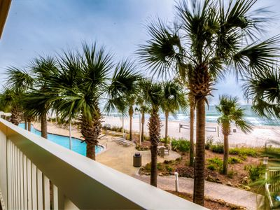 Photo for BRAND NEW!Calypso 209! BEACH CHAIRS INCLUDED, Amazing Location, And Awesome Views! By ZIA