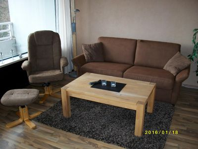 Photo for Holiday apartment Sierksdorf for 1 - 2 persons - Holiday apartment