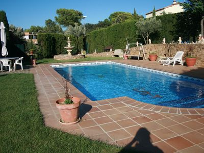Photo for Villa up to 10 people Begur Costa Brava