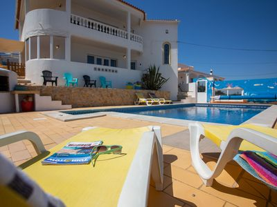 Photo for Villa Akosua with private pool and airco