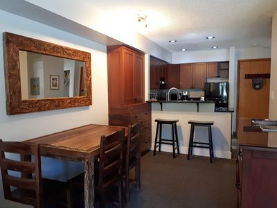 Photo for One Bedroom, Ski in and Out, Gas Fireplace, quiet location