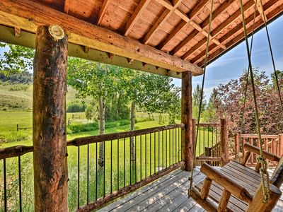 Photo for Horse Ranch Home w/Deck & Hot Tub in Crested Butte