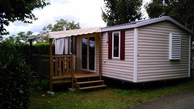 Photo for 3BR Mobile Home Vacation Rental in St Crépin Carlucet