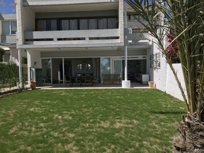 Photo for HOUSE WITH PRIVATE GARDEN 200m FROM THE BEACH.