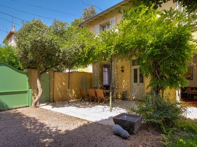 Photo for IMMOGROOM - 180m² House - Swimming-Pool - Garden - CONGRESS/BEACHES