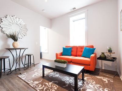 Photo for Sonder | Roosevelt Suites | Vibrant 1BR + Laundry