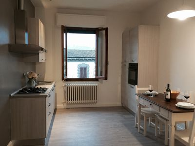 Photo for NEW LOVELY APARTMENT LOCATED IN A VILLA BETWEEN FLORENCE AND CHIANTI AREA