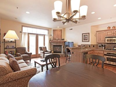 Luxury Main St Condo In Downtown Park City