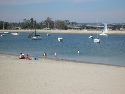 Photo for TOTALLY REMODELED Bayfront Condo-Peaceful, Picturesque and right on the sand.